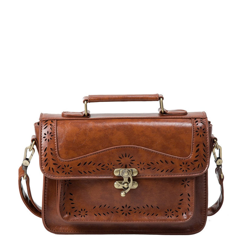 Hollow Flap Boutique Messenger Bag