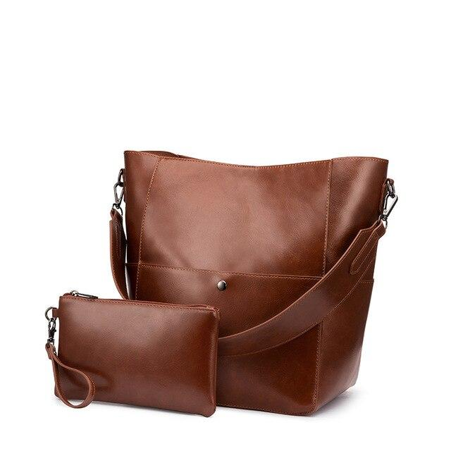 Minimal Shoulder Bag Combo