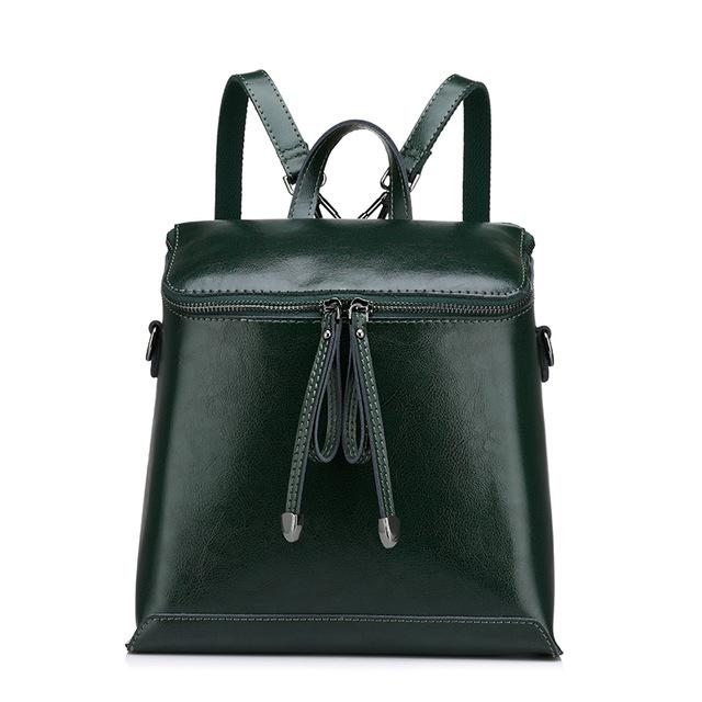 Zipper With Tassel Backpack
