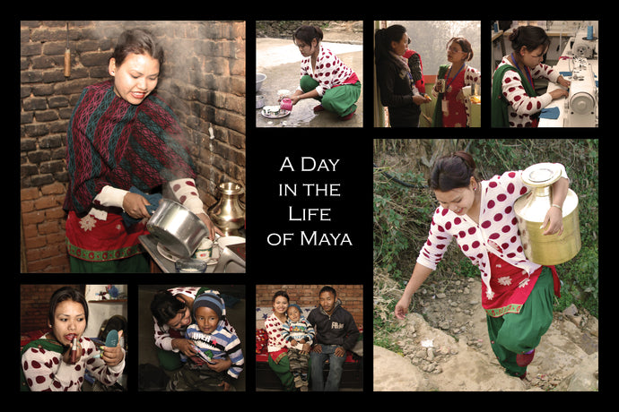 A Day in the Life of Maya