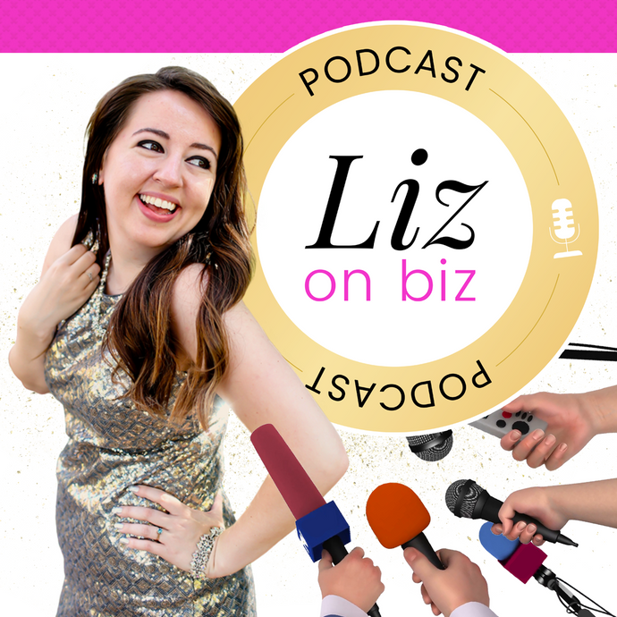 Liz on Biz Podcast!