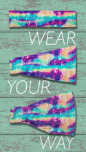 Load image into Gallery viewer, wear your way headband style