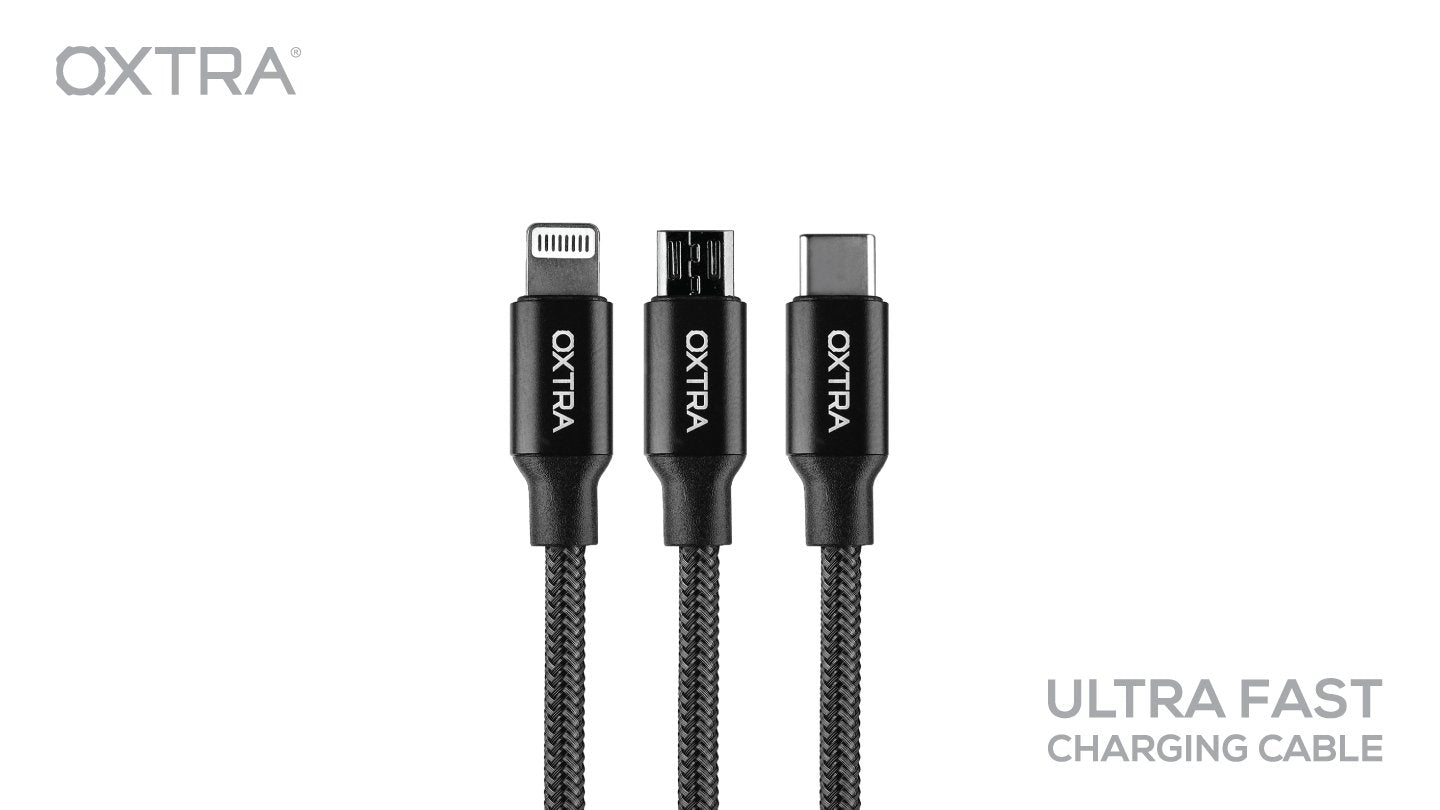 Trapo Oxtra Ultra Fast Charging Cable