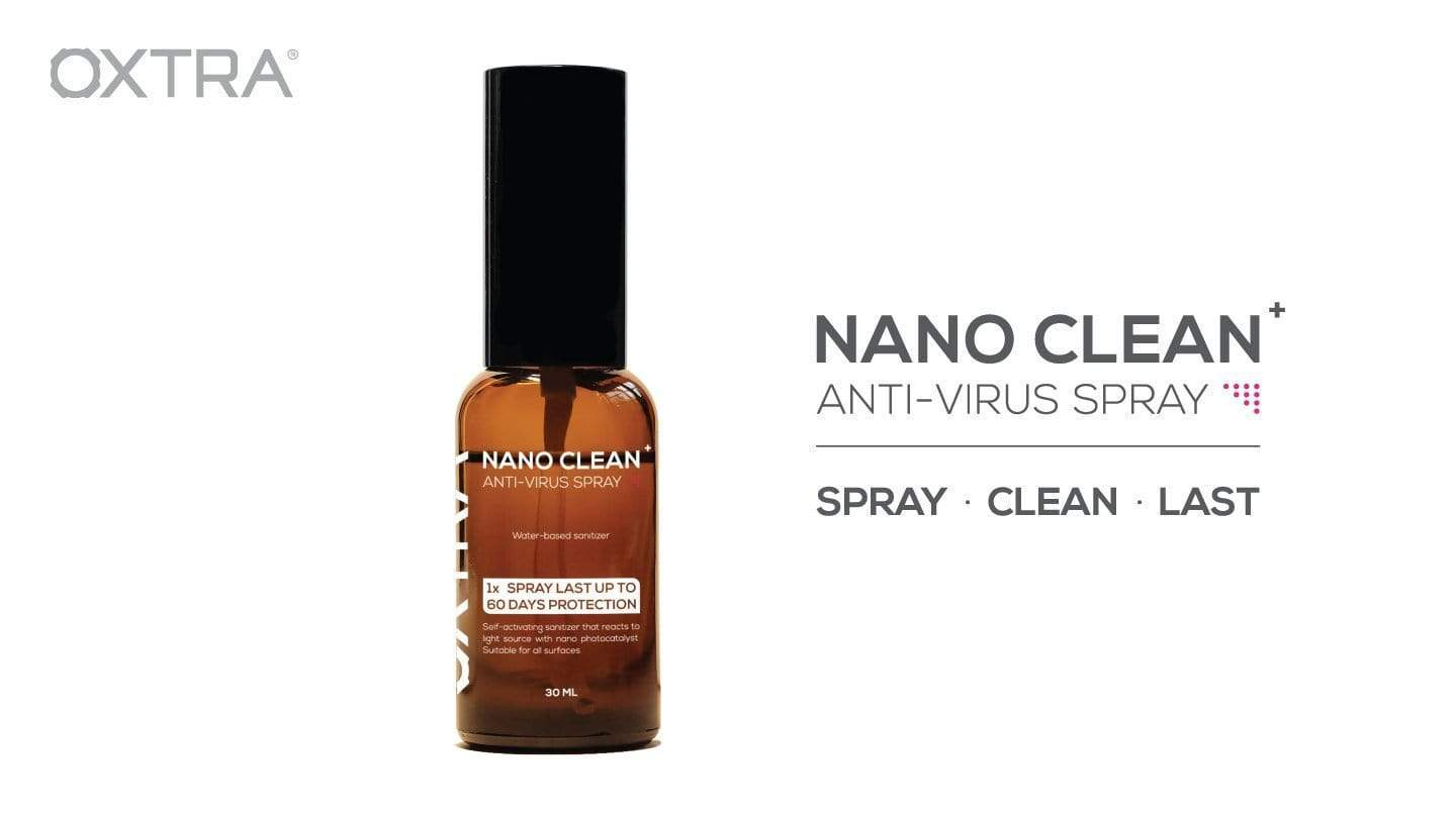 Trapo Oxtra Nano Clean Spray