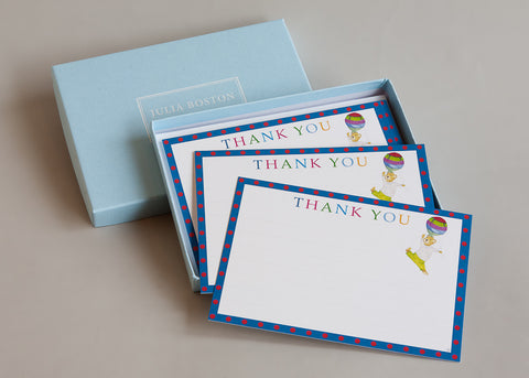 Teddy Bear Thank You Cards And Envelopes