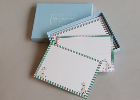 Spotty Dog  Cards And Envelopes