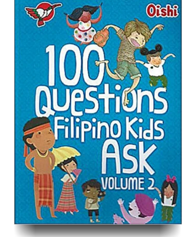 100 Questions Filipino Kids Ask Volume 2