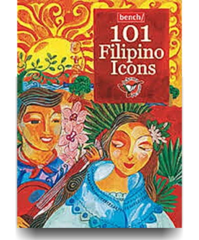 101 Filipino Icons - Philippine Expressions Bookshop