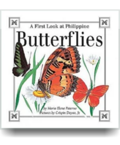 A First Look at Philippine BUTTERFLIES - Philippine Expressions Bookshop