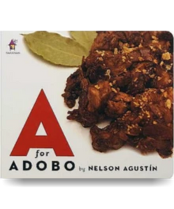 A for Adobo Board Book