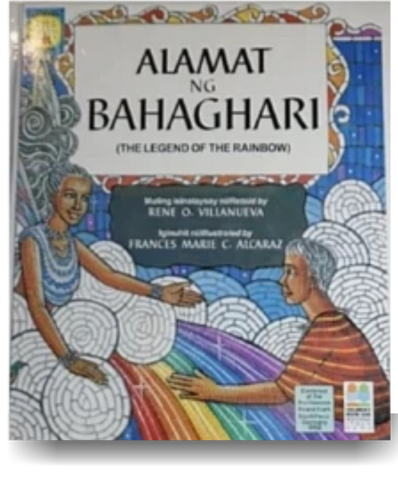 Alamat Ng Bahaghari (The Legend Of The Rainbow) - Philippine Expressions Bookshop