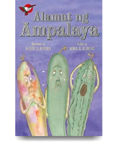 Alamat ng Ampalaya (Big Book)