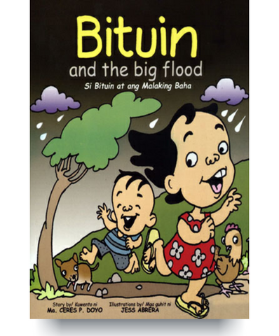 Bituin and the Big Flood