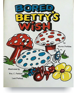 Bored Betty's Wish