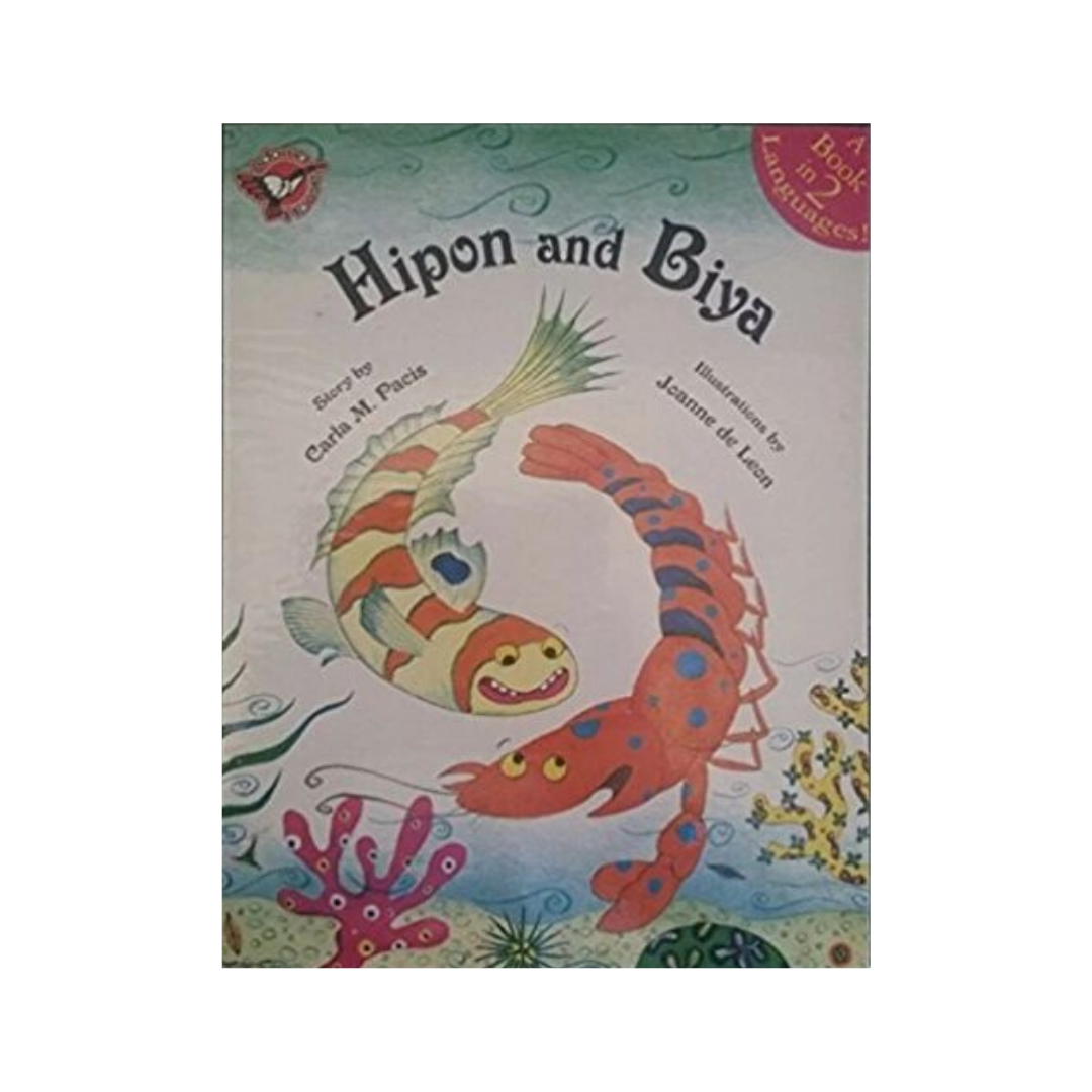 Hipon And Biya - Philippine Expressions Bookshop