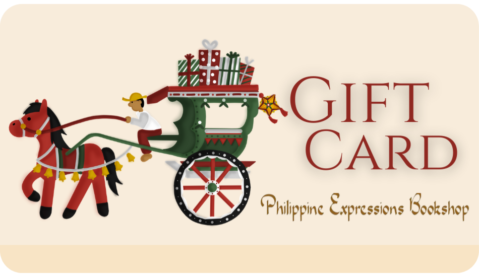 Philippine Expressions Bookshop Gift Card