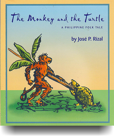 The Monkey and the Turtle - Philippine Expressions Bookshop