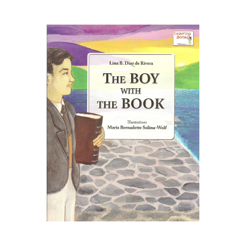 The Boy with the Book