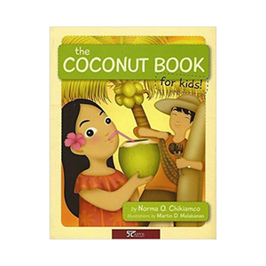 The Coconut Book for Kids - Philippine Expressions Bookshop