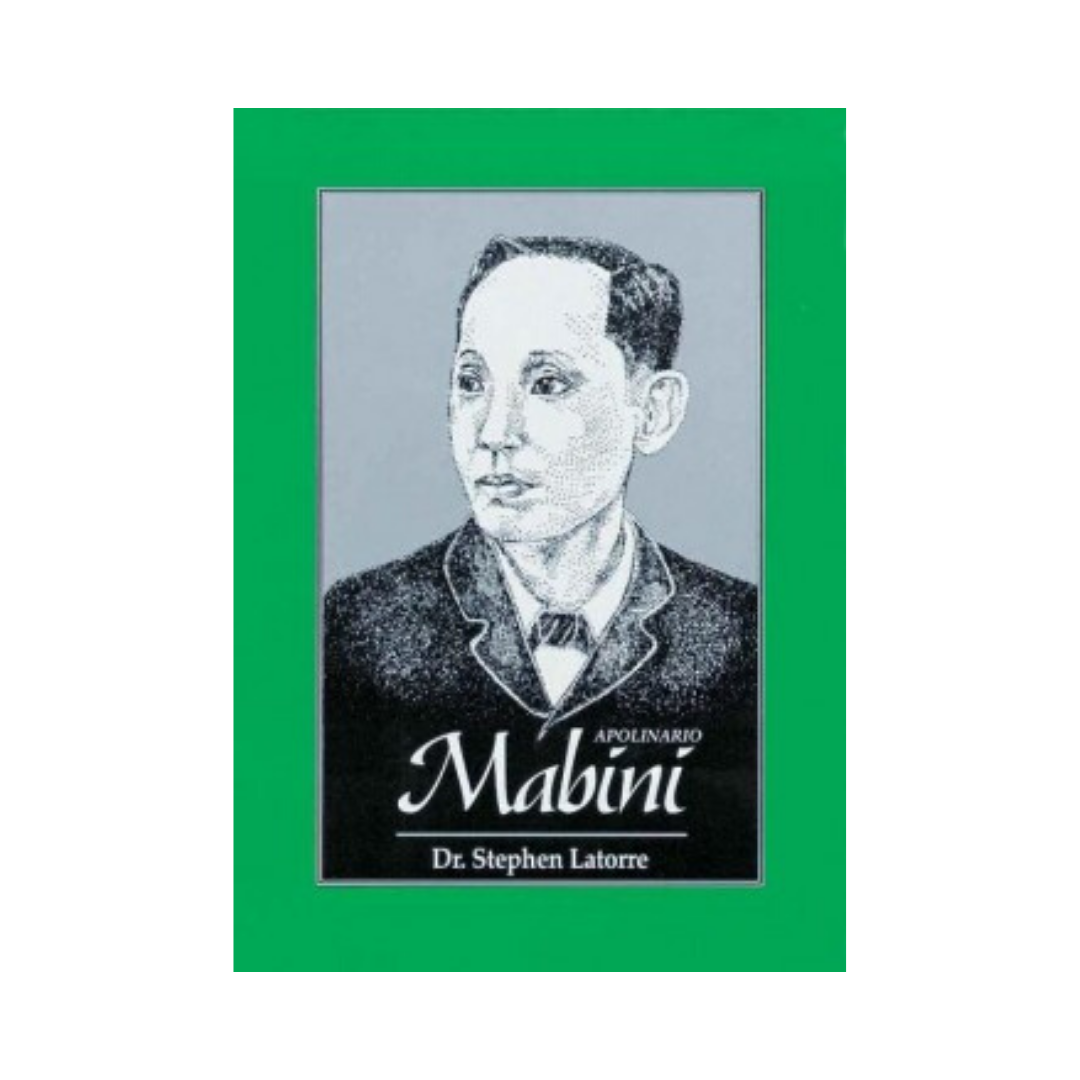 The Great Lives Series: Apolinario Mabini - Philippine Expressions Bookshop