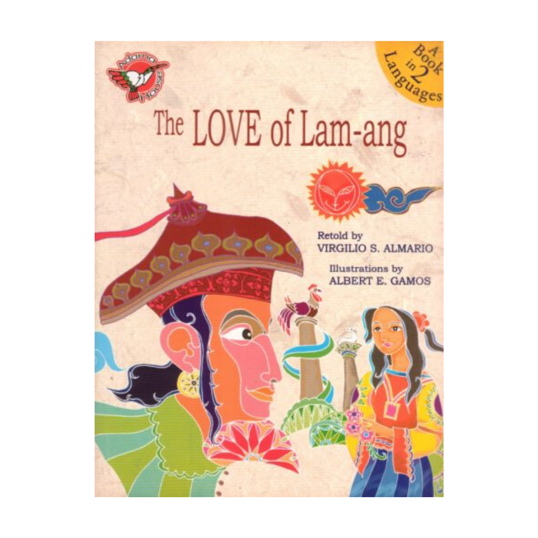 The Love of Lam-Ang - Philippine Expressions Bookshop