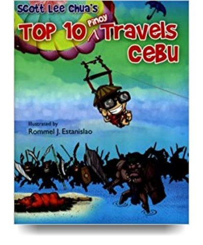Top 10 Pinoy Travels Cebu - Philippine Expressions Bookshop