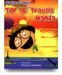 Top 10 Pinoy Travels: Manila