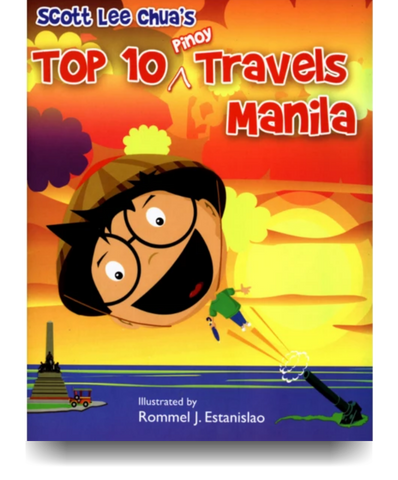 Top 10 Pinoy Travels: Manila - Philippine Expressions Bookshop