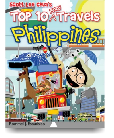 Top Ten Pinoy Travels: Philippines