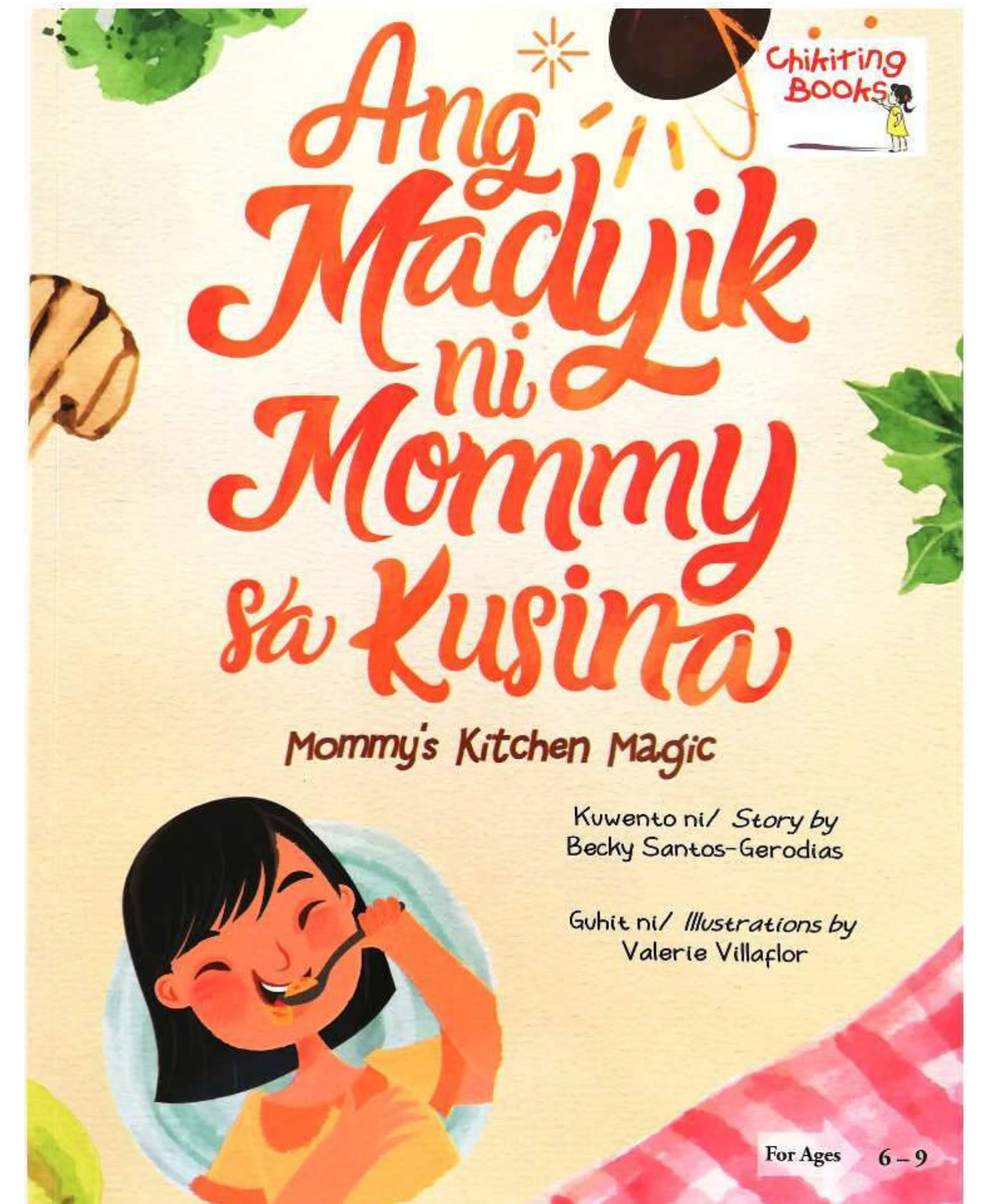 Ang Madyik ni Mommy sa Kusina/ Mommy's Kitchen Magic