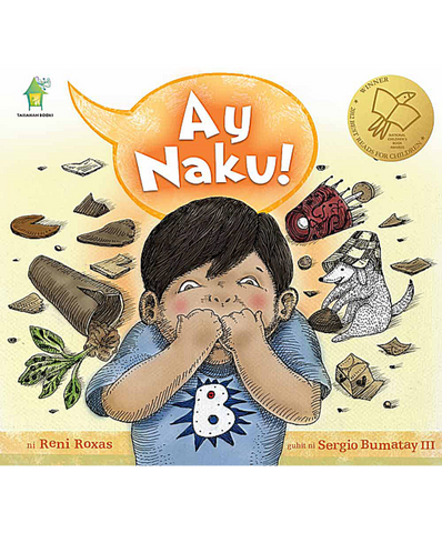 Ay Naku! - Philippine Expressions Bookshop