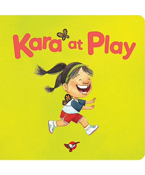 Kara at Play