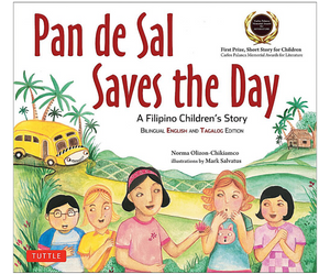 Pan de Sal Saves the Day - Philippine Expressions Bookshop