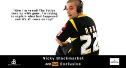 Nicky Blackmarket Interview - Part 2 - dnbhub Exclusive