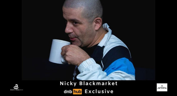 Nicky Blackmarket Interview - dnbhub exclusive