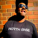 North Base Silver Tee