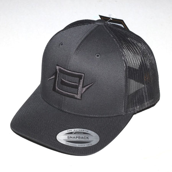 Charge Recordings Black on Black Trucker
