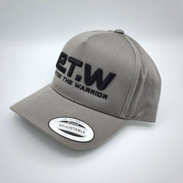 The Prototypes E.T.W Black on Grey Baseball Cap