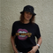 Badhabitz - Lipz on Black Tee