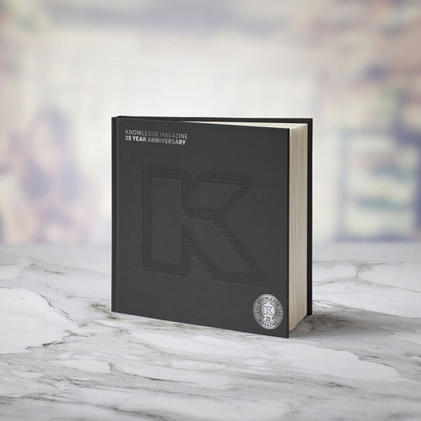 Knowledge Magazine 25th Anniversary Book
