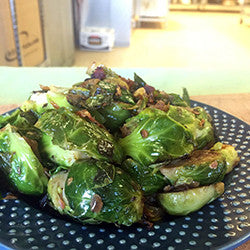 [side] Seared Brussel Sprouts