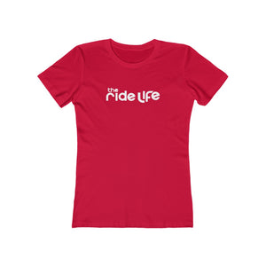 The Ride Life Title Logo T-Shirt