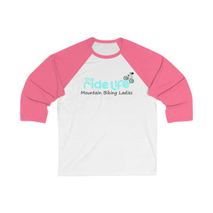 Mountain Biking Ladies 3/4 Sleeve