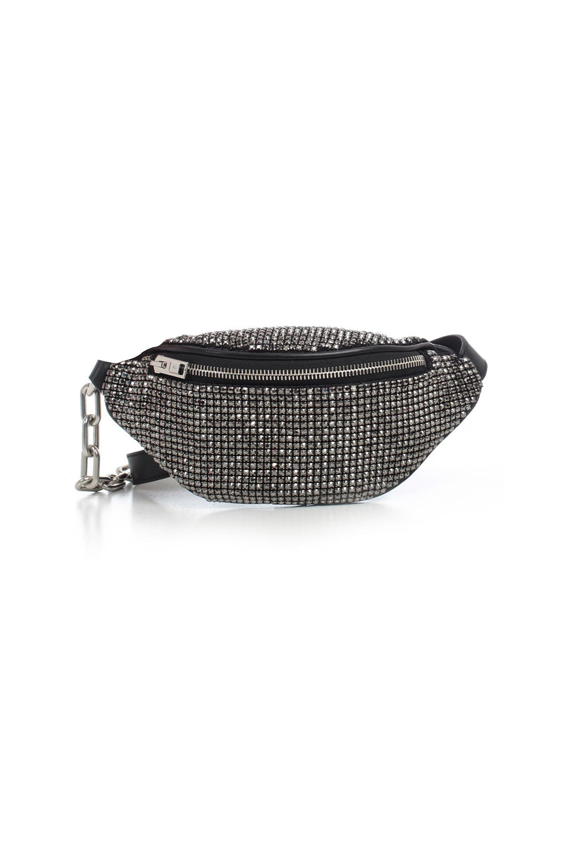 CRYSTAL BELT BAG ALEXANDER WANG