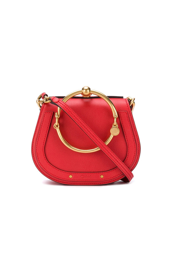 NILE BAG RED CHLOE