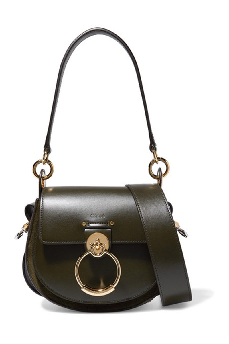 TESS BAG DARK GREEN