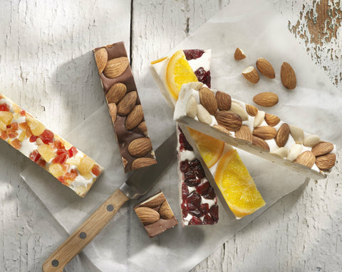 Nougat From Around the World - Vital Belgium