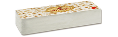 Oliviero Soft Torrone Large Block - Pistachios/Almonds - Torrone Candy