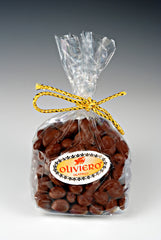 Oliviero Milk Chocolate Covered Raisins - Torrone Candy