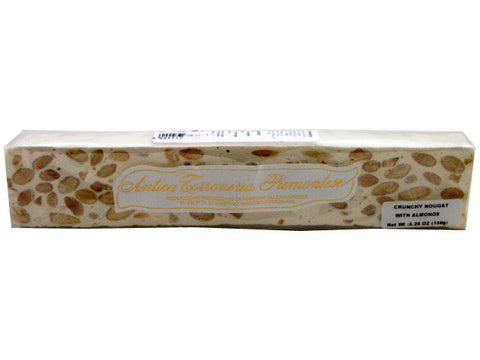 Antica Torroneria Piemontese Hard Torrone Bar - Almond